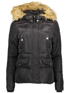 Vero Moda Jas VMFEA SHORT DOWN JACKET 10182246 Black Beauty