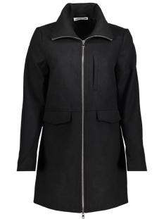 Noisy may Jas NMMINNA L/S COAT - 4B 10179084 Black