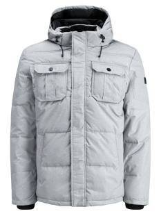 Jack & Jones Jas JCOWILL JACKET 12123929 Light Grey Mel