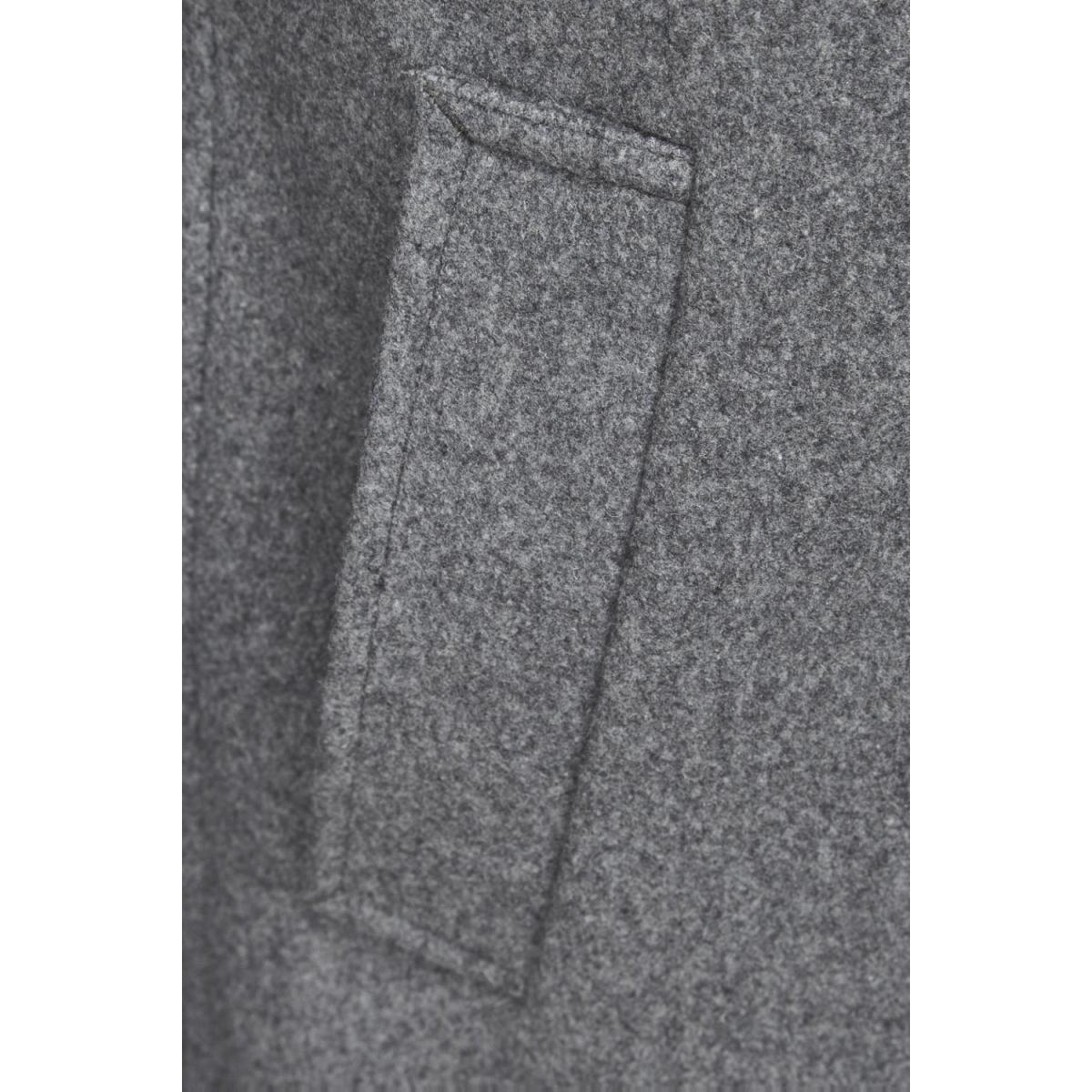 jprmartin wool jacket 12123300 jack & jones jas light gray