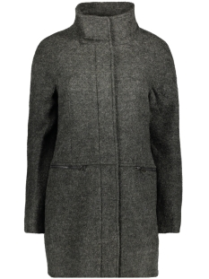 Vero Moda Jas VMEMRA LOOP ZIP 3/4 WOOL JACKET 10190238 Peat