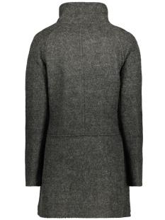 vmemra loop zip 3/4 wool jacket 10190238 vero moda jas peat