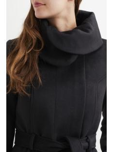 vidahlia wool coat-noos 14041963 vila jas black