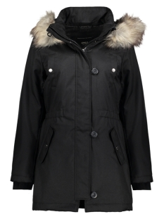 Only Jas onlIRIS PARKA CC OTW 15136156 Black