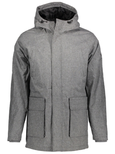 Only & Sons Jas onsFRODE MELANGE PARKA 22007934 Medium Grey Melange