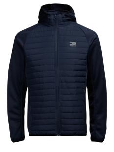 jcomulti quilted jacket noos 12110590 jack & jones jas navy blazer