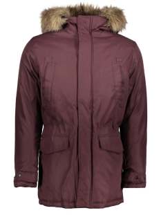 Jack & Jones Jas JCOLAND PARKA JACKET CAMP 12124254 Fudge