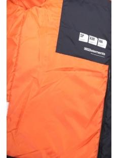 jcoroger jacket 12123927 jack & jones jas navy blazer/ one - orange