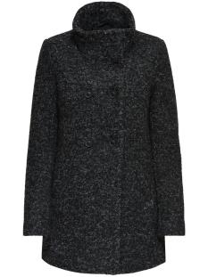 onlsophia noma wool coat cc otw 15136115 only jas black/melange