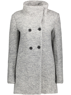 Only Jas onlSOPHIA NOMA WOOL COAT CC OTW 15136115 Light Grey Melange