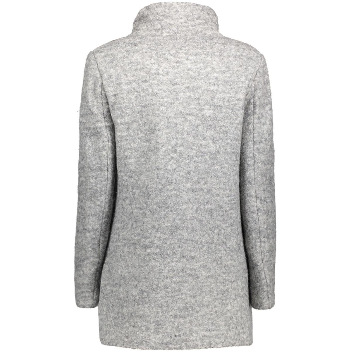 onlsophia noma wool coat cc otw 15136115 only jas light grey melange
