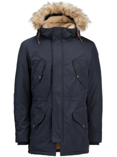 Jack & Jones Jas JJVARCTIC PARKA NOOS 12107909 Dark Navy