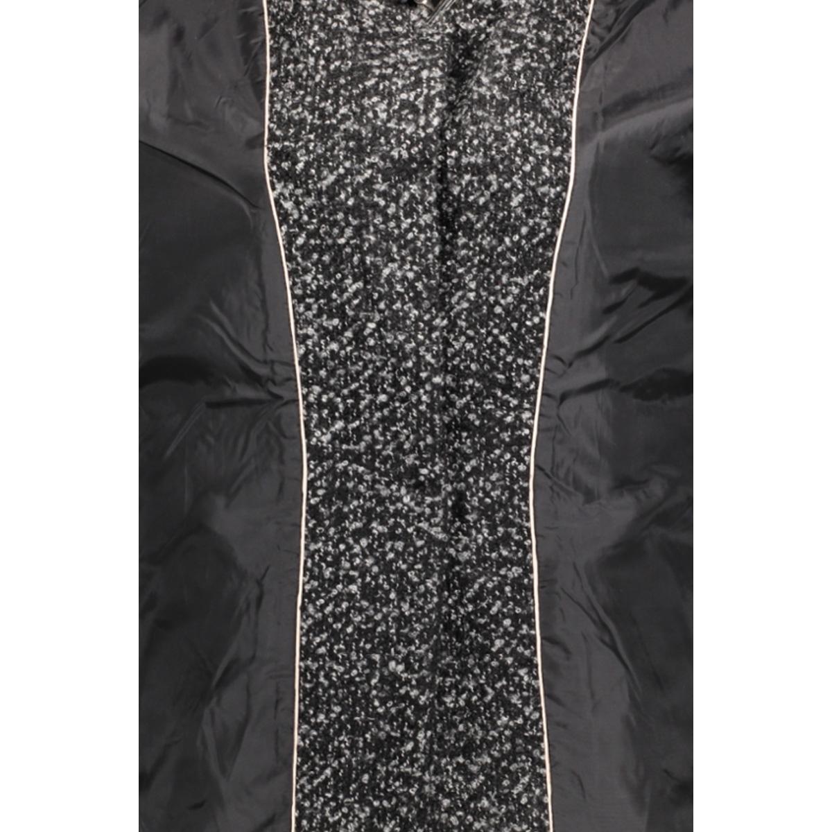 vmsalt jacket 10183427 vero moda jas black beauty/ w light g