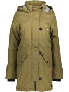 Vero Moda Jas VMVACATION EXPEDITION 3/4 PARKA 10179252 Dark Olive