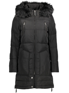Only Jas onlRHODA DOWN COAT OTW 15138201 Black