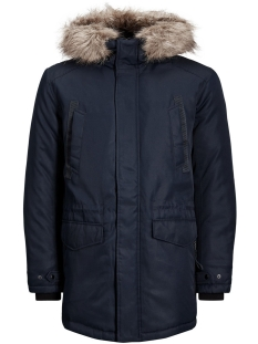 Jack & Jones Jas JCOLAND PARKA JACKET CAMP 12124254 Sky Captain
