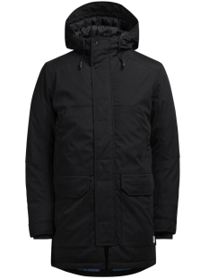 Jack & Jones Jas JCOJAGER PARKA 12122154 Black