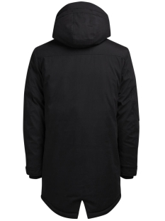 jcojager parka 12122154 jack & jones jas black