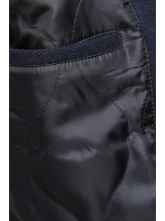 jprcode wool jacket 12125791 jack & jones jas dark navy