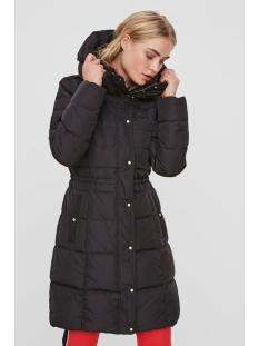 vmhamborg 3/4 down jacket 10183410 vero moda jas black