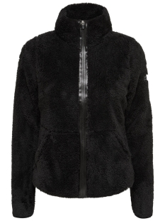 Only Play Sport vest onpFLUFFY JACKET 15140867 Black