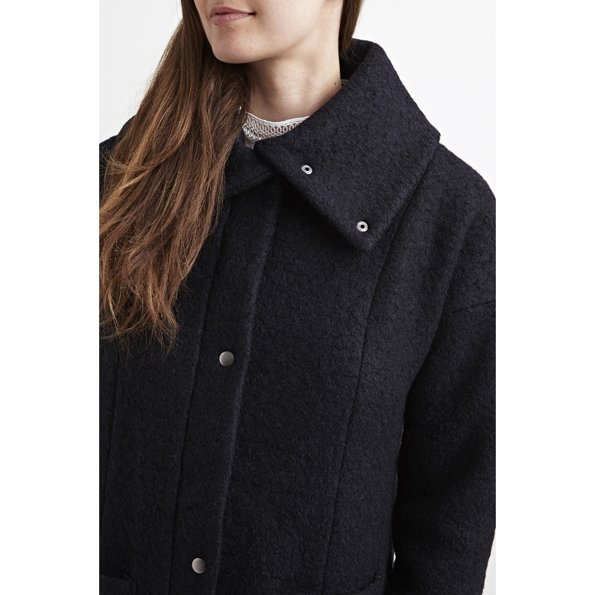 objmolly maris coat 92 23024790 object jas black
