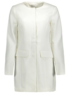 Jacqueline de Yong Jas JDYNEW BRIGHTON POCKET COAT OTW 15146104 Cloud dancer