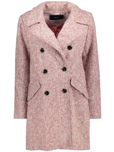 Vero Moda Jas VMPARIS MEDLEY 3/4 JACKET BOOS 10189393 Old Rose