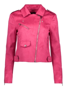 Only Jas onlSHERRY BONDED BIKER OTW 15154792 Virtual Pink