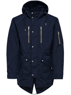 Only & Sons Jas onsKLAUS PARKA NOOS 22008647 Dark Sapphire