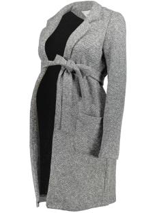 Mama-Licious Positie vest MLNEWCHICO L/S WOVEN COATIGAN 20008274 Grey Melange