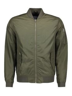 Jack & Jones Jas JCOGRAND BOMBER  JACKET - CAMP 12131740 Grape Leaf