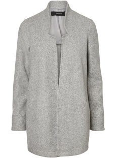 Vero Moda Jas VMDAFNY BRUSHED 3/4 JACKET BOOS 10189284 Light Grey Melange