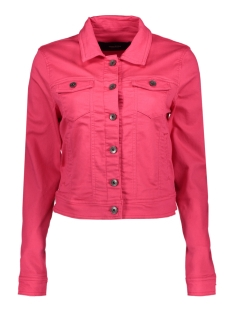Vero Moda Jas VMHOT SOYA LS DENIM COLOR JACKET 10175785 Azalea