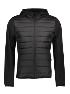 Only & Sons Jas onsGERHARD HOODIE JACKET 22008920 Black