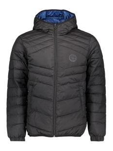 Jack & Jones Jas JORNEW LANDING LIGHT PUFFER 12130623 Black