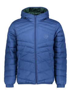 Jack & Jones Jas JORNEW LANDING LIGHT PUFFER 12130623 Estate Blue