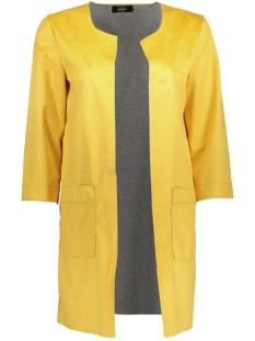 Only Blazer onlAMY BONDED SPRING COAT RP2 OTW 15153682 Yolk Yellow
