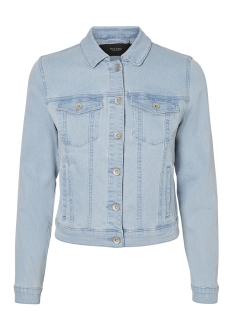 Vero Moda Jas VMHOT SOYA LS DENIM JACKET MIX 10193085 Light Blue Denim