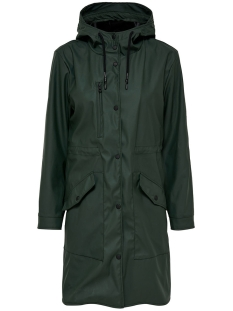 Only Jas onlLAYLA LONG RAINCOAT OTW 15148582 Urban Chic