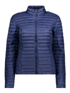 Jacqueline de Yong Jas JDYMADDY PLAIN NYLON JACKET OTW Patriot Blue
