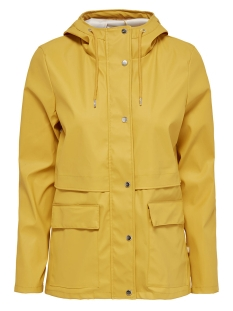 Only Jas onlTRAIN SHORT RAINCOAT OTW NOOS 15149322 Yolk Yellow