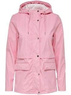 Only Jas onlTRAIN SHORT RAINCOAT OTW NOOS 15149322 Begonia Pink
