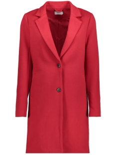 Only Jas onlCARRIE MEL COAT CC OTW 15144757 Jester Red/SOLID