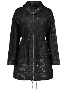 Only Jas onlJASMIN OVERSIZED AOP PARKA BOX O 15148528 Black/Camo