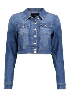Only Jas onlNEW WESTA CROPPED DNM JACKET RP  15158787 Medium Blue Denim