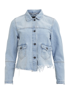 Object Jas OBJKOJO DENIM JACKET OXI146 97 23026718 Light Blue Denim