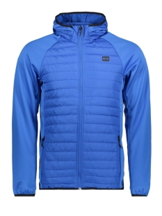 Jack & Jones Jas JCOMULTI QUILTED JACKET NOOS 12110590 Nautical Blue