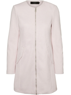 Vero Moda Jas VMLOUISA NEW 3/4 JACKET 10200956 Misty Rose/Snow White