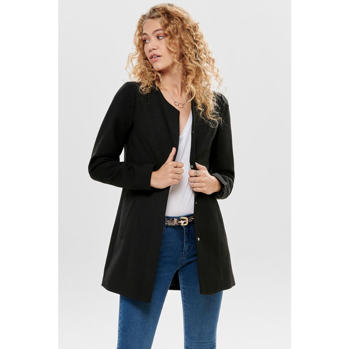 jdynew brighton coat otw noos 15152556 jacqueline de yong jas black